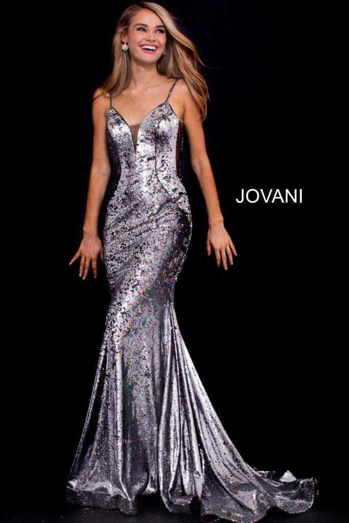 JOVANI 56897 SILVER