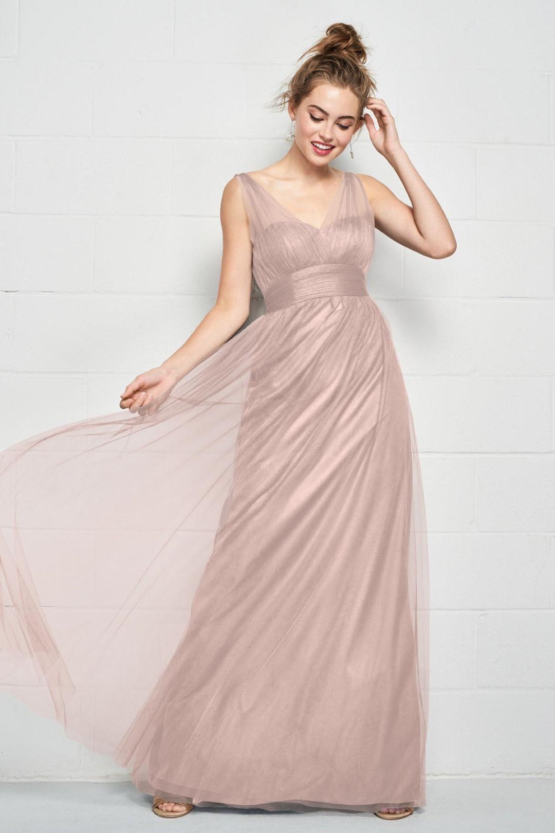 Vistoso Watters Wtoo Vestidos De Dama Viñeta - Ideas de Estilos de ...