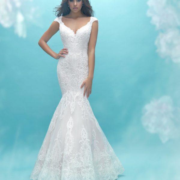 ALLURE BRIDAL 9471