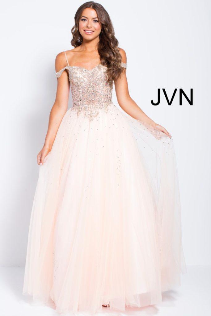 JOVANI JVN58403 BLUSH