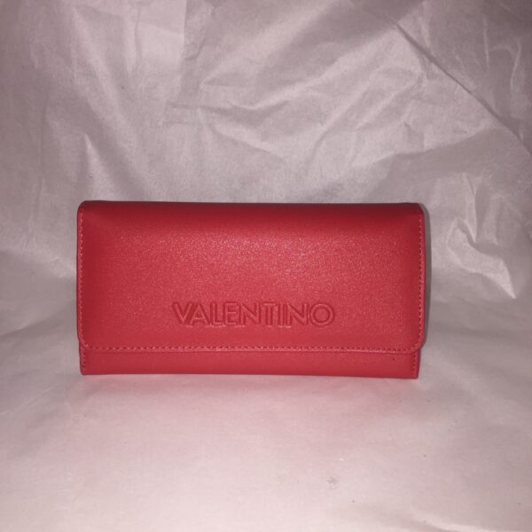 valentino icon purse red