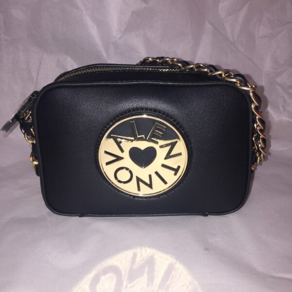 valentino olympia cross body bag black