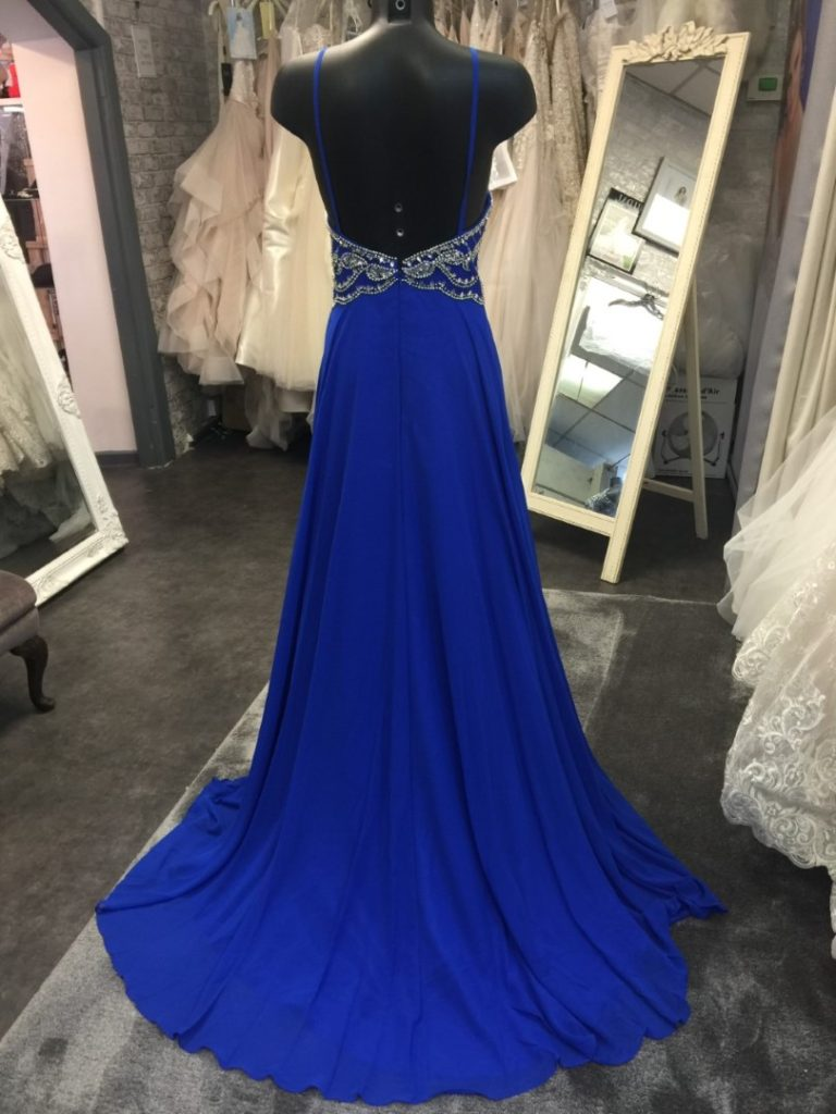 dave and johnny 2143 royal blue