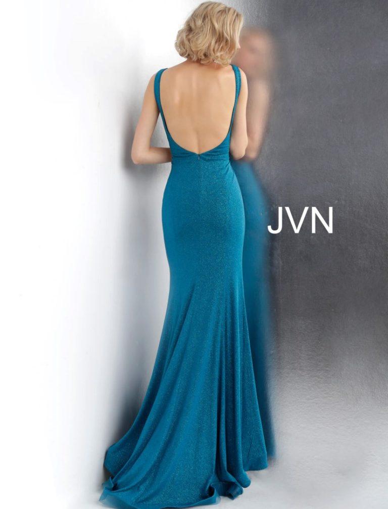JOVANI JVN67094A TEAL
