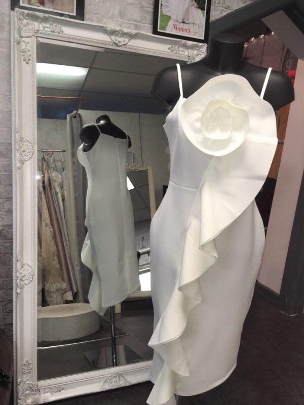 duende moda ruffle flower