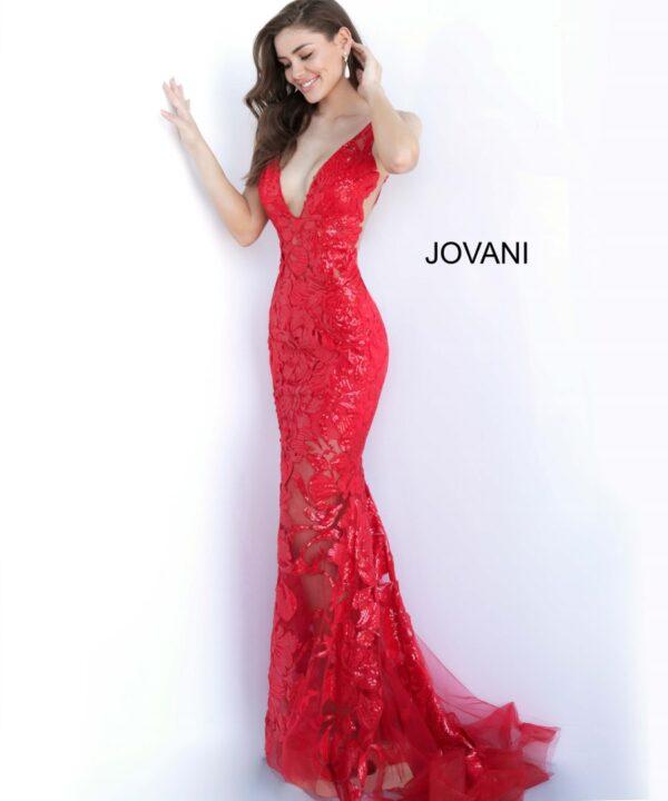 JOVANI 60283 RED
