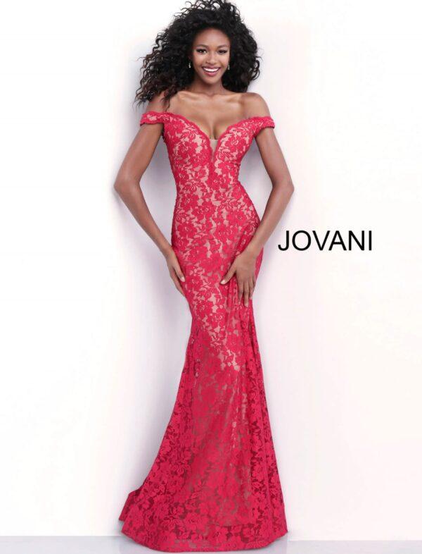 JOVANI 67304 RED