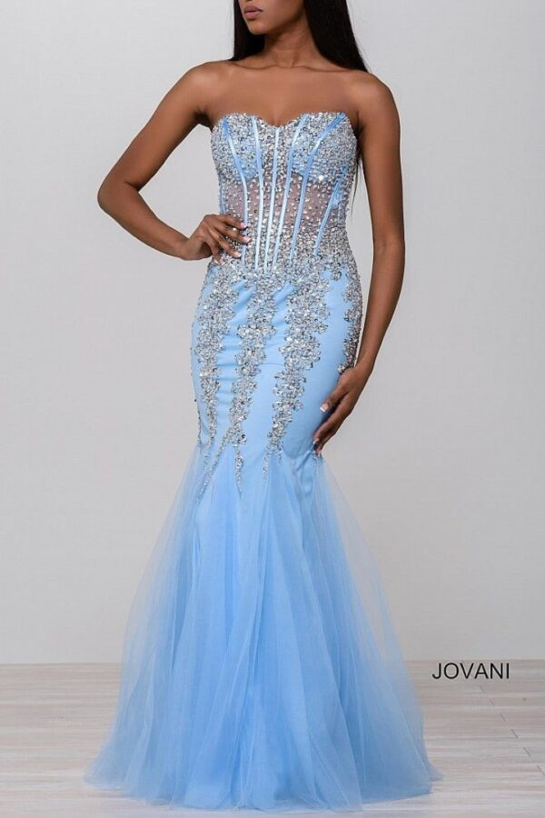 jovani 5908 cloud blue