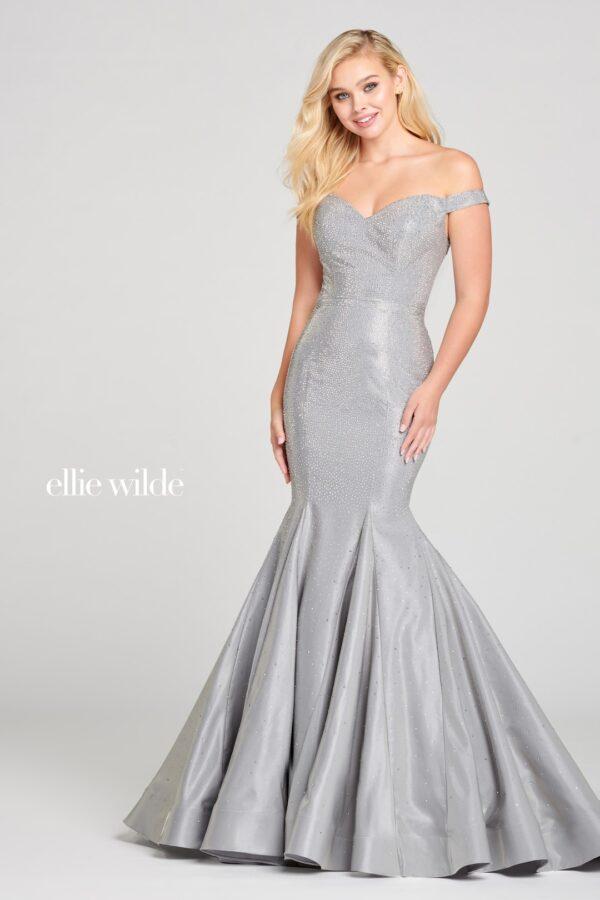 ELLIE WILDE EW121019 SILVER