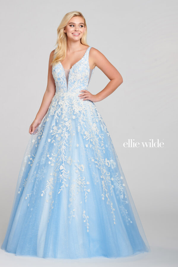 ELLIE WILDE EW121028 ICE BLUE