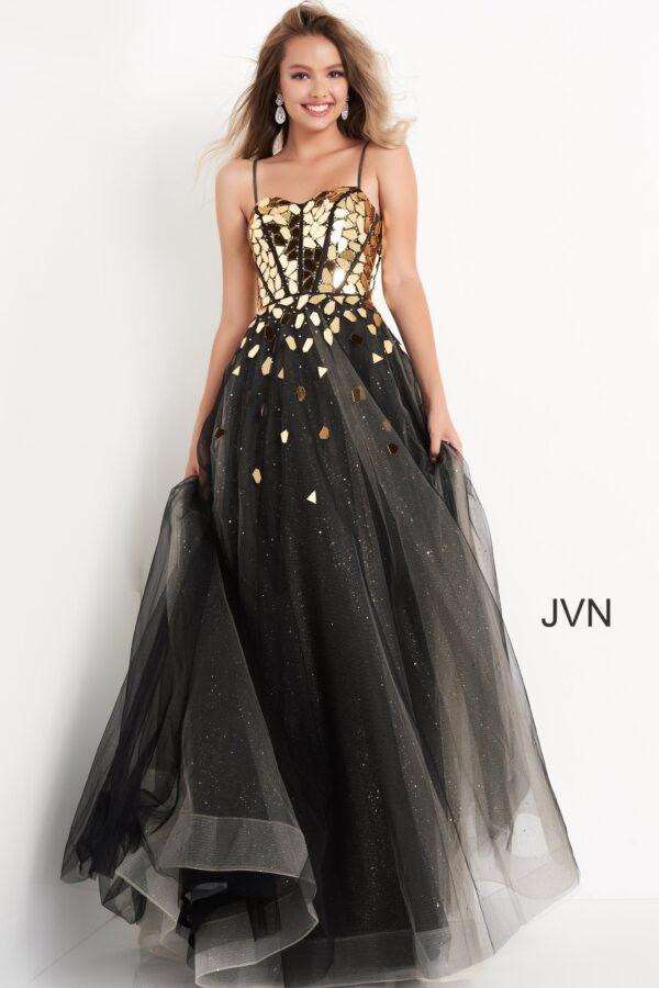 JOVANI JVN05737 BLACK GOLD