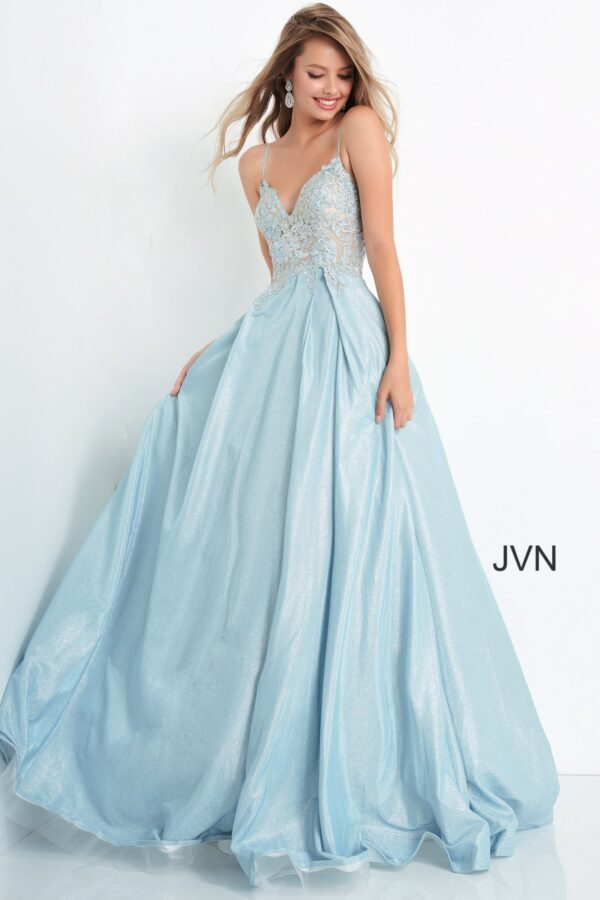 JOVANI JVN2206 LIGHT BLUE